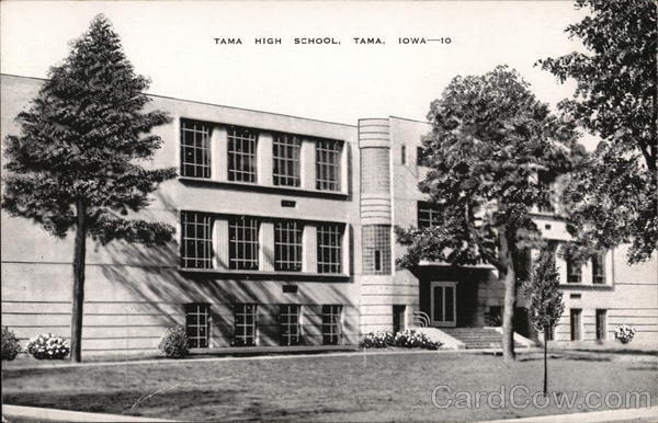 Tama High School Iowa