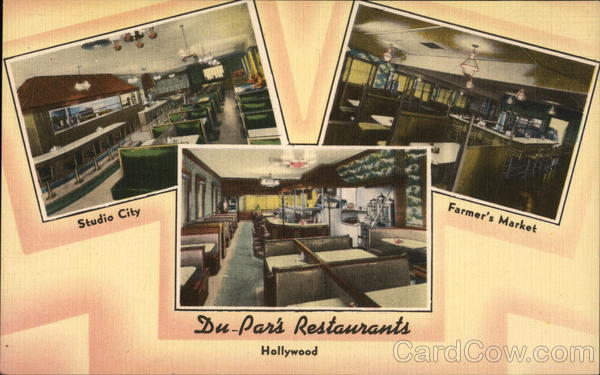 Du-Par's Restaurants Los Angeles California