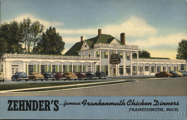 Zehnder's Frankenmuth Michigan