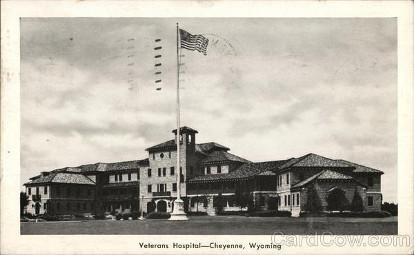 Veterans Hospital Cheyenne Wyoming