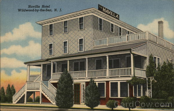 Havilla Hotel Wildwood-by-the-Sea New Jersey