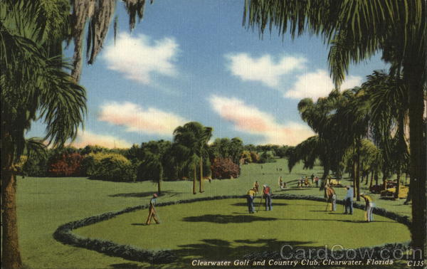Clearwater Golf and Country Club Florida