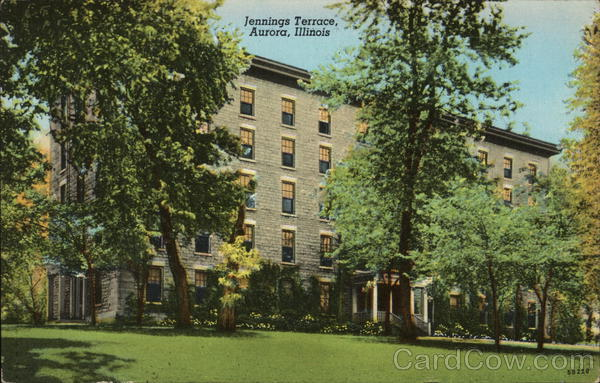Jennings Terrace Aurora Illinois