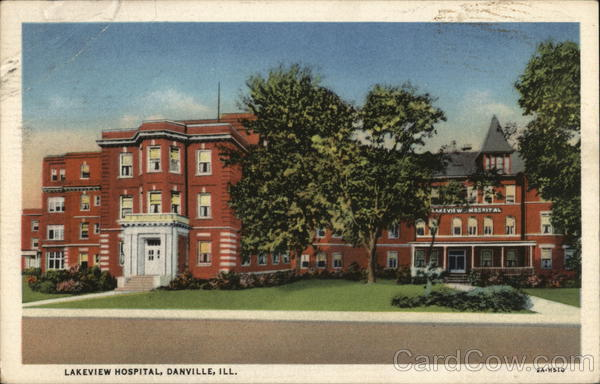 Lakeview Hospital Danville Illinois