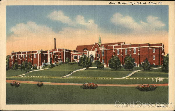 Alton Senior High School Illinois