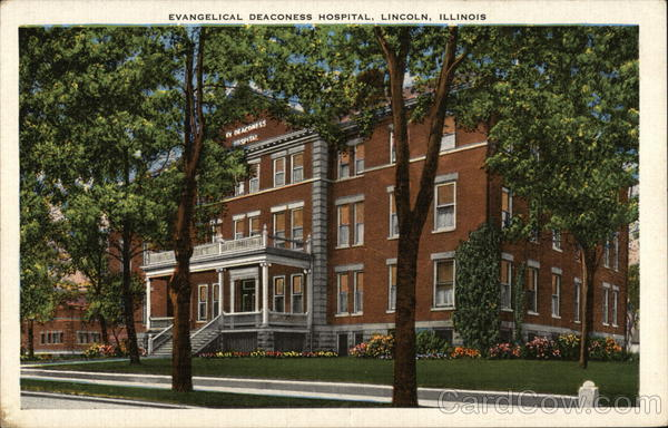 Evangelical Deaconess Hospital Lincoln Illinois