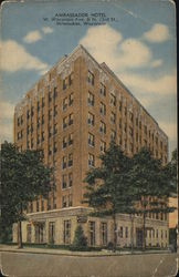 Ambassador Hotel, W. Wisconsin Ave. & N. 23rd St.