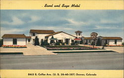 Sand and Sage Motel