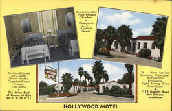 Hollywood Motel - 7119 Gentilly Road