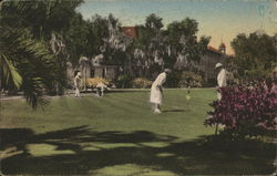Putting Green, Kenilworth Lodge