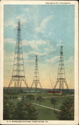 U.S. Wireless Station