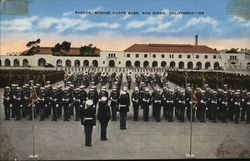Parade, Marine Corps Base