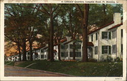 Officer's Quarters, Lumpkin Road