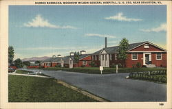 Nurses' Barracks, Woodrow Wilson General Hospital