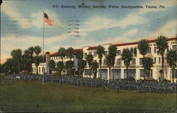 V-3-Kentucky Military Institute, Winter Headquarters, Venice, Fla.