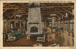 Starved Rock State Park - Starved Rock Lodge, Lounge