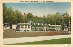 Rhineland Inn, In The Pocono Mts.