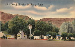 Red Bluff Motel