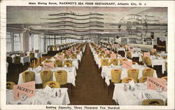 Main Dining Room, Hackney's Sea Food Restaurant