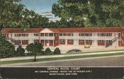 Central Motel Court