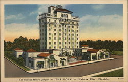 Ten Floors of Modern Comfort - The Polk