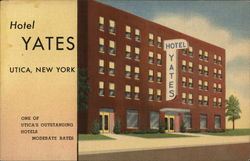 View of Hotel Yates