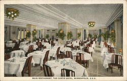The Curtis Hotel - Main Restaurant