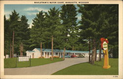 Wahlstrom's Motor Court