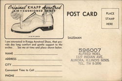 Knapp Brothers Shoe Mfg. Corp.