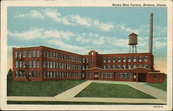 Brown Shoe Factory