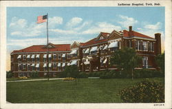 View of Lutheran Hospital