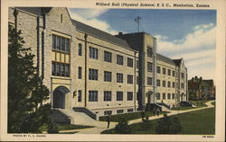 Willard Hall (Physical Science) K.S.C.