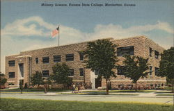 Military Science, Kansas State College