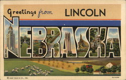 Greetings From Lincoln