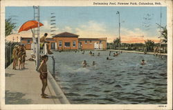 Swimming Pool at Pawnee Park