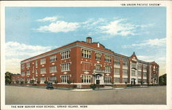 The New Senior High School - On Union Pacific System