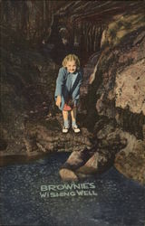 Brownie's Wishing Well, Cave of the Mounds