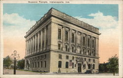Masonic Temple, Indianapolis, Ind.