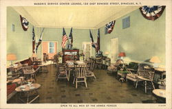 Masonic Service Center Lounge