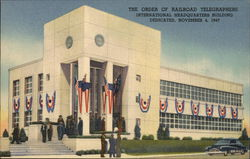 The Order of Railroad Telegraphers International Headquarters Building