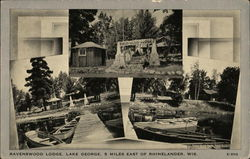 Ravenswood Lodge, Lake George