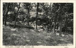 Ladies' Rock, Eckhart Park