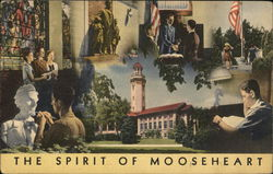 The Spirit of Mooseheart Postcard