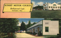 Sunset Motor Courts & Hollywood Cafe