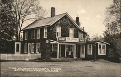 The Spurrs - General Store Postcard