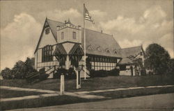 St. Andrew's Methodist Church, On the Lake Postcard