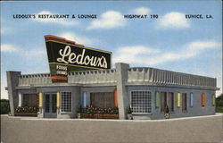 Ledoux's Restaurant & Lounge, Highway 190