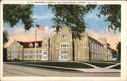 C. M. Bardwell School and Auditorium