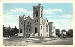 View of Methodist Church