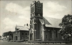 Sacred Heart Catholic Church and School